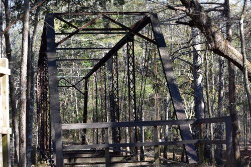 Bellamy Bridge Over Chipola River Marianna Florida